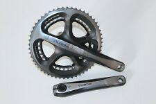 SHIMANO DURA ACE CHAINSET / CRANK 172.5mm DOUBLE ROAD RACE BIKE FC 7900 *