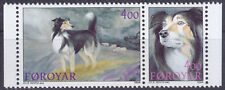 Faroe Is. 1994 Sheepdogs Set UM SG258-9 Cat £3.20