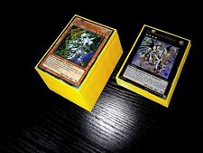 Yugioh Complete Constellar Deck + Ultra Pro Sleeves! Tournament Ready! Holo Rare