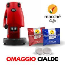 MACCHINA CAFFE' DIDIESSE FROG REVOLUTION BASE IN VARI COLORI + CIALDE OMAGGIO