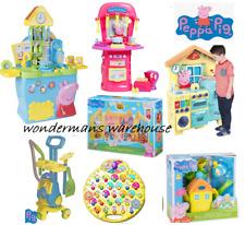 Peppa Pig Kitchen Figuras Juguetes///Playsets-Nuevo Y En Caja