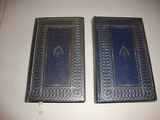 W. SOMERSET MAUGHAM PLAYS VOLUME 1 & 2 LEATHERETTE BOUND HERON BOOKS 2 x H/C