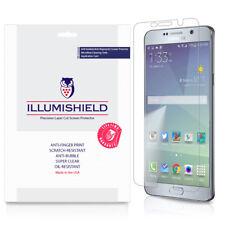 iLLumiShield Screen Protector w Anti-Bubble/Print 3x for Samsung Galaxy Note 5