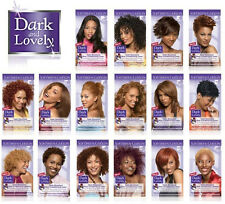 Dark and Lovely Permanent Hair Colour Dye All Colours