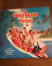 Gary Cole Signed Autographed A Very Brady Sequel Movie LaserDisc - w/COA