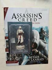 El Assassins Creed Hachette Colección #1 Altair Ibn-la'ahad Figura Estatuilla