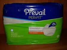 prevail per-fit Adult diapers size: L Qt.6 18 count