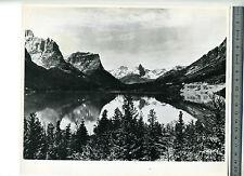 (127A) Photo press USA USIS Lake St Mary