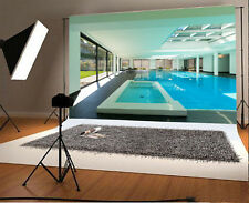 5x3Ft Vinyl Studio Swimming Pool Backdrop Photography Photo Background