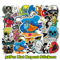50 Stickers BOMB for Luggage Laptop Decal Bike Car Motorcycle Snowboard Sticker