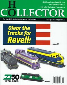 HO COLLECTOR - 2nd Qtr., 2020, 14th Edition - (LAST BRAND NEW magazine)