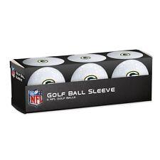 Green Bay Packers Golf Balls 3 Pack