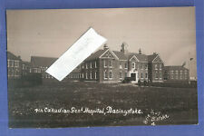 RP 4th Canadian General Hospital Basingstoke by Eric Guy No.4 unused