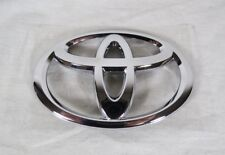 TOYOTA TRUNK EMBLEM 11-17 COROLLA/15-17 CAMRY BACK NEW OEM CHROME T BADGE SIGN