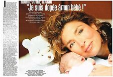 Coupure de presse Clipping 2003 (2 pages) Marie Ange Nardi