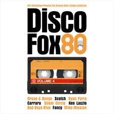 Out Sale - The Original Maxi-Singles Collection: Disco Fox 80 Volume 4 2015 CD