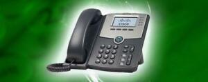 Cisco SPA504G IP Phone - Excellent Condition