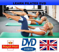 Learn Pilates for Beginners Workout Fitness DVD Weight Loss Video
