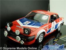 TRIUMPH TR7 MODEL RALLY CAR 1980 1:43 SCALE IXO RAC055 LAKES 1000 EKLUND K8