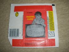 1983 Pacific Leave it to Beaver Wrapper Vg
