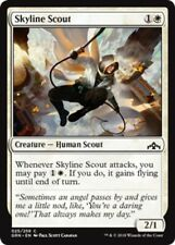 4x NM-Mint, English Foil Skyline Scout - Foil Guilds of Ravnica magicmtg