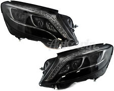 MERCEDES BENZ S CLASS W222 HEADLIGHT LEFT AND RIGHT FULL LED OEM GENUINE NEW