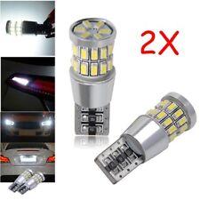 2 Pcs T10 30 SMD 3014 Canbus LED Auto Licht Parklicht Standlicht Weiß Xenon Lamp