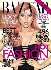 Harper's Bazaar,Lady Gaga,Diane Von Furstenberg,Alexander McQueen,Lauren Bush