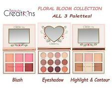 Beauty Creations FLORAL BLOOM Eyeshadow, Blush, Highlight & Contour- ALL 3 PCs!