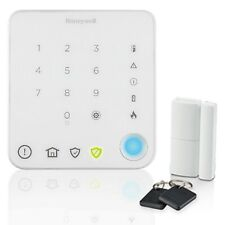 Honeywell LED Wireless Home Security System Burglar Alarm Window Door Sensor