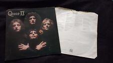 QUEEN - Queen II - Vinyl LP *Inner Lyrics Sleeve* *4U/4U Corrected Matrix*
