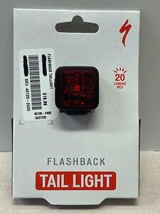 new Specialized FLASHBACK rear bicycle TAIL LIGHT