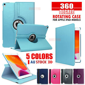 Apple iPad Case 8th 7th 6th 5th Gen Air 4 3 2 Pro 12.9 cover Mini 4 5 2 3 stand