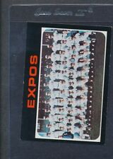 1971 Topps #674 Montreal Expos Team EX/MT *8239