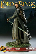 Sideshow Aragorn Strider Statue Exclusive Lord of the Rings Lotr Sealed Box New