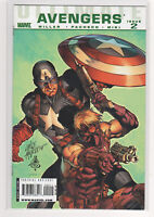 Ultimate Avengers #2 Mark Millar Carlos Pacheo Hawkeye Captain America 9.4