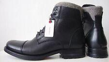ESPRIT Herren Leder Stiefelette Boots Schuhe Winterstiefel Gr.45 NEU mit ETIKETT