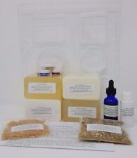 100% All Natural Supreme Soap Making Kit Easy Melt And Pour Glycerin Soapmaking