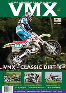 VMX Vintage MX & Dirt Bike AHRMA Magazine - Issue #59
