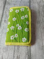 Handmade Crochet Hook Case, Crochet Organiser, Needle Craft Roll, Craft Case
