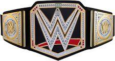WWE World Heavyweight Championship Belt Replica Trophy Wrestling Child Kids Size