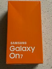 Samsung Galaxy On7 SM-G6000 black smartPhone cell phone, no return