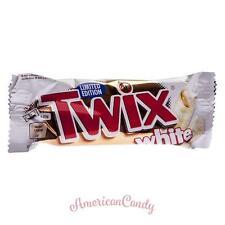 WEISSE SCHOKOLADE: 10x 46g Twix White Limited edition (17,37€/kg)