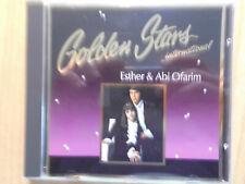 ESTHER & ABI OFARIM CD: GOLDEN STARS INTERNATIONAL (CLUB CD 77 754 0)