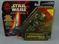 Star Wars Episode 1 Action Figure Electronic Comm Talk Reader BNIB Sealed