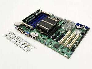 Supermicro H8SGL-F ATX G34 Server Motherboard +AMD 6308 3.5Ghz Quad-Core 16GB