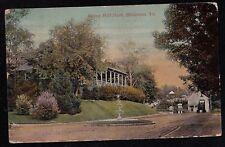 Vintage Postcard Gipsy Hill Park, Staunton , Va 1919