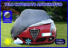Telo copri auto - copriauto felpato impermeabile per Alfa Giulietta Taglia L