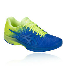 Asics Mens Gel-Solution Speed FF L.E Tennis Shoes Blue Sports Breathable