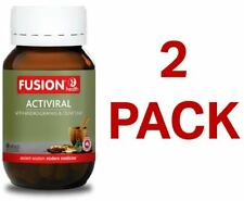 Fusion Health ActiViral 60 Capsules - 2 Pack